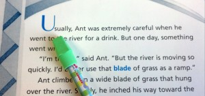 Pencil Tip Pointer