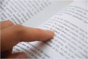 reading_with_finger